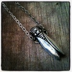 Cicada Necklace | Silver Botanica Jewelry