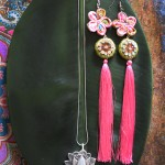 Lotus-Necklace-Earrings1