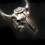Steer-skull-w-flowers-ring-hi-octane-jewelry-3